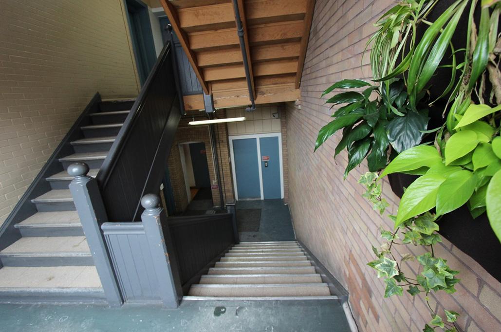 192 Spadina Stairs