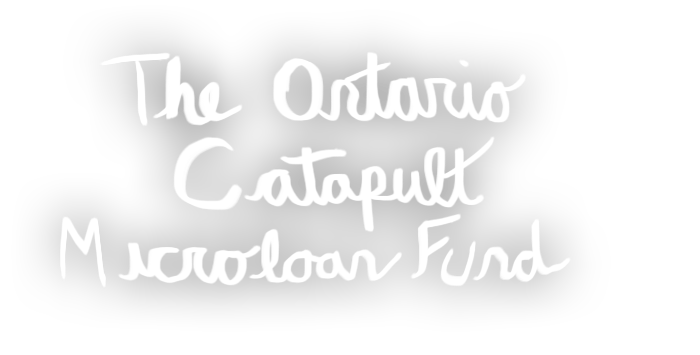 The Ontario Catapult Microloan Fund