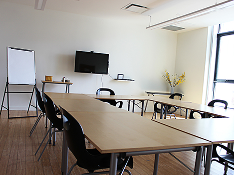 Regent Park Meeting Room