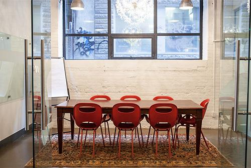 192 Spadina: Meeting Room B