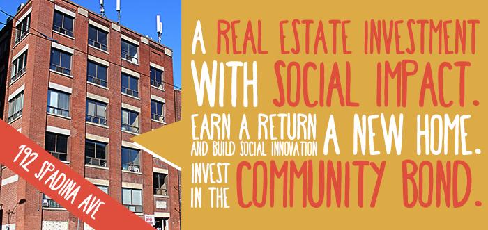 Community Bond banner