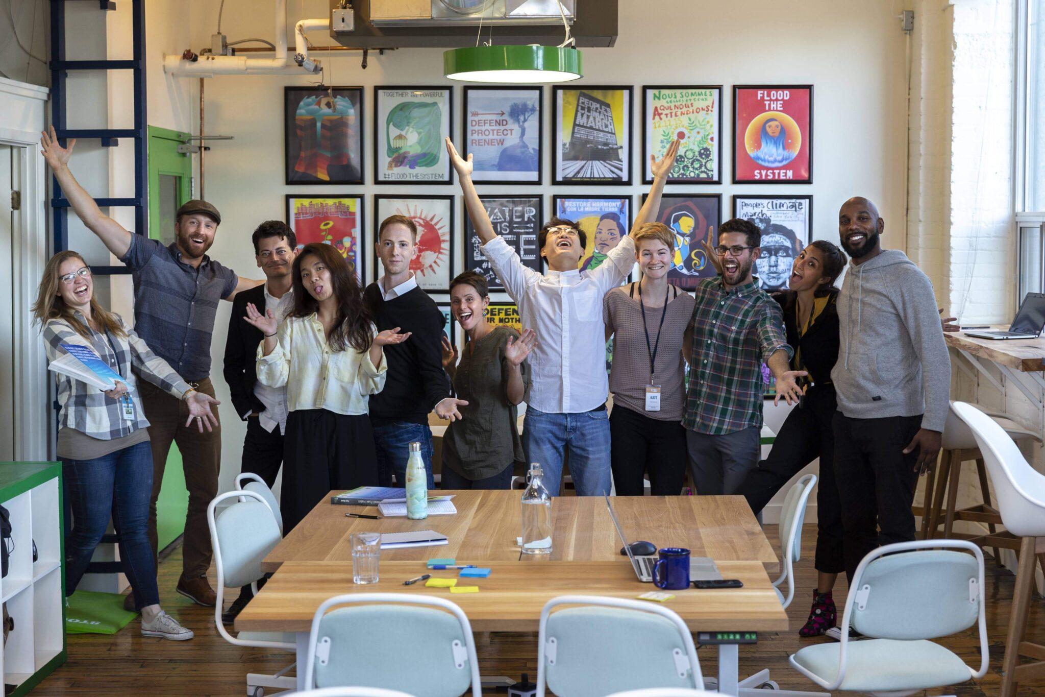 Climate Ventures members