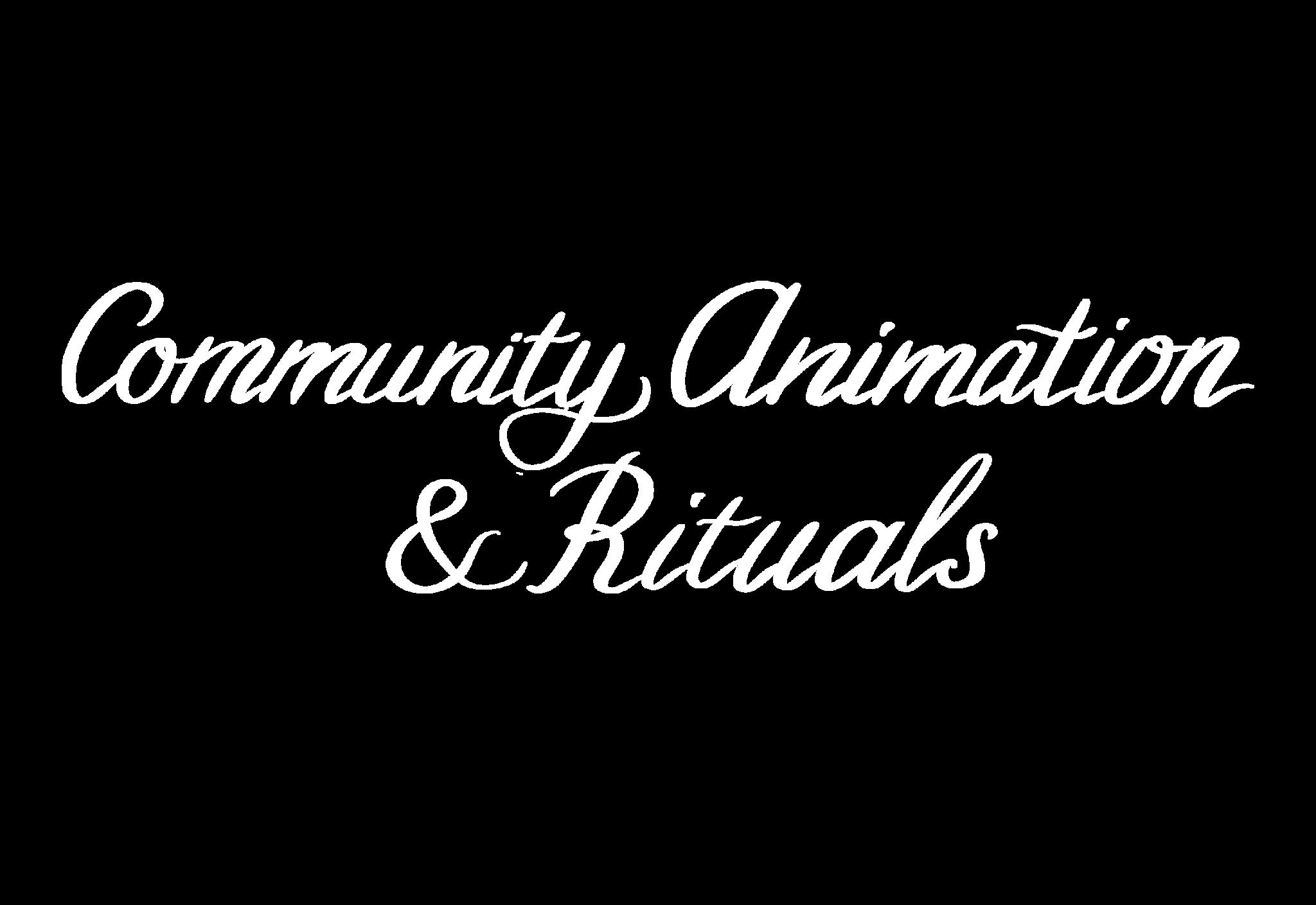 Rituals & Animation