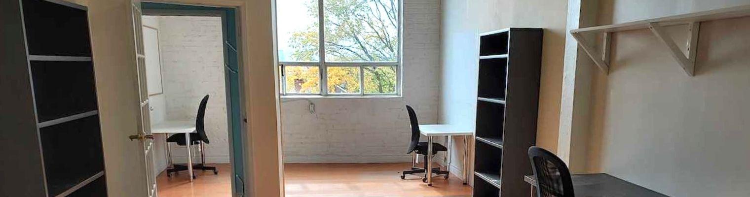 CSI Annex Office #405