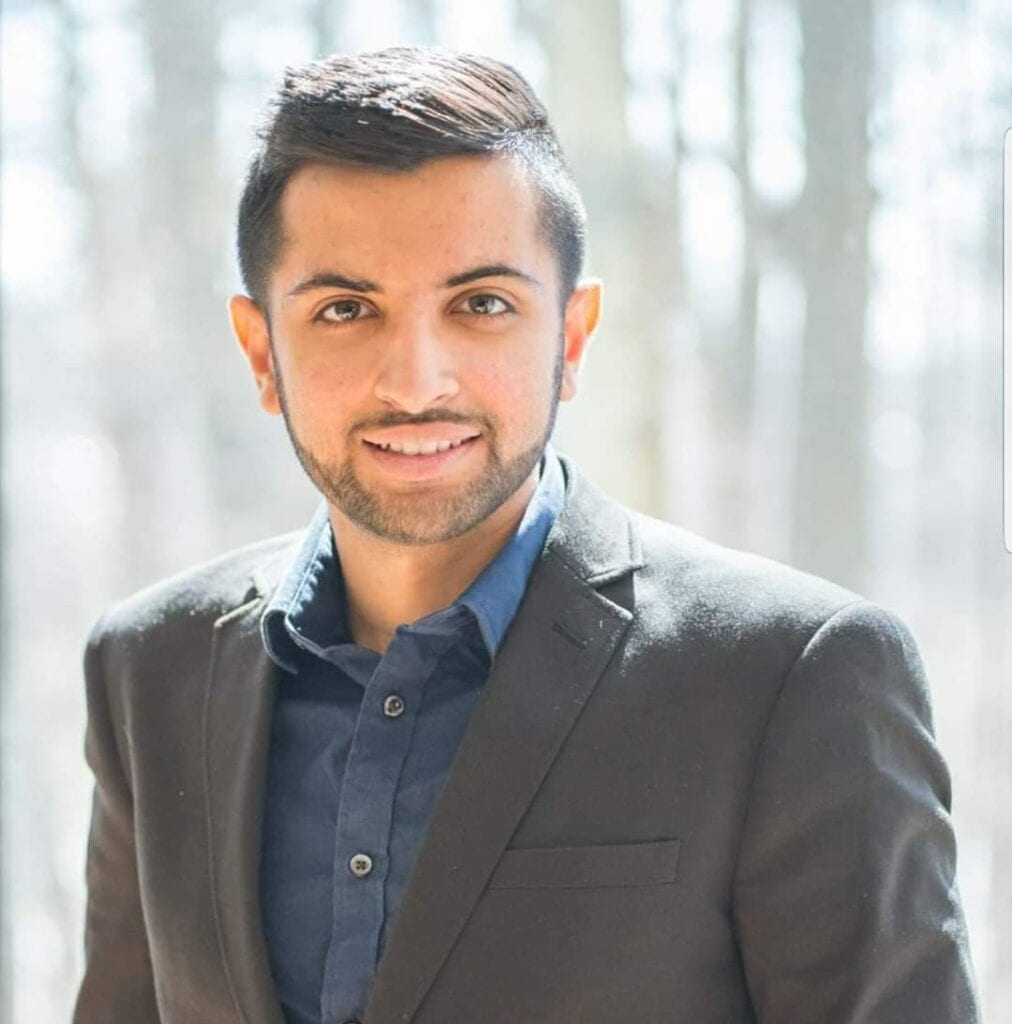 Devesh Tilokani, Founder of Progressholic