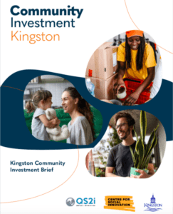 Kingston Community Investment Brief