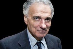 Headshot of Ralph Nader