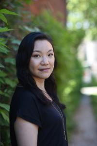 headshot of Eileen Liu