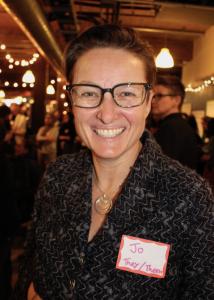 Photo of Jo Reynolds, Social Innovation Specialist