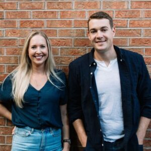 Alisha and Sean McFetridge, co-founders of RainStick