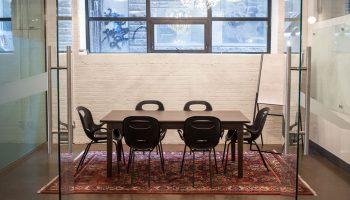 Meeting room in CSI Spadina