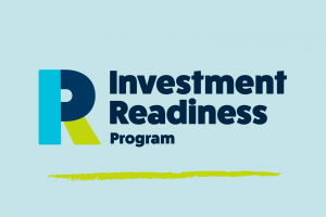 Investment Readiness Program blog graphic
